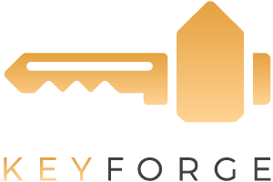Keyforge Apartments Logo
